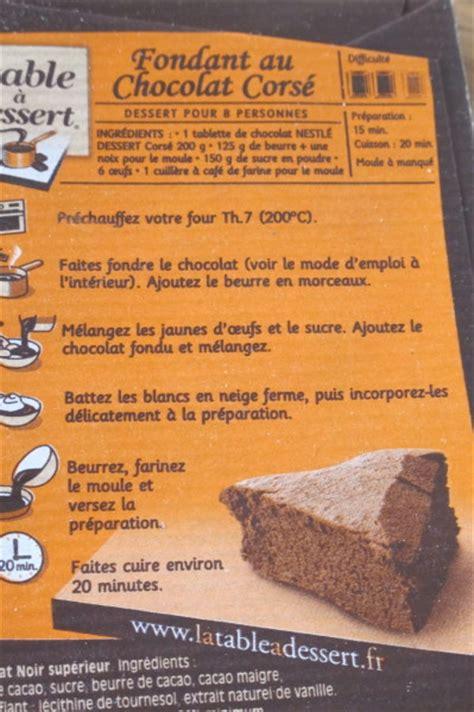 fondant au chocolat cors 233 et aux amandes mirette aux fourneaux