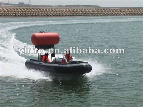 Inflatable Fishing Boat Malaysia by Frp Lightweight Inflatable Pontoon Fishing Boat Buy