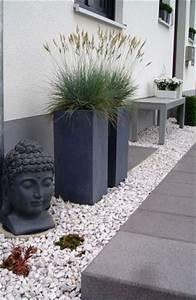 Gestaltung Kleiner Steingarten : 15 pins zu vorg rten die man gesehen haben muss gartenbau landschaftsbau ideen und gartenlauben ~ Markanthonyermac.com Haus und Dekorationen