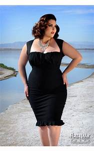 5 Amazing Black Dress Plus Size for Casual or Party ...