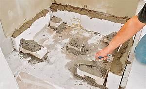 Dusche Abfluss Einbauen : duschwanne badewanne dusche ~ Markanthonyermac.com Haus und Dekorationen