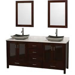 eye catching bathroom vessel vanity sinks cabinets grezu home interior decoration