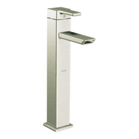 high arc vessel bathroom faucet