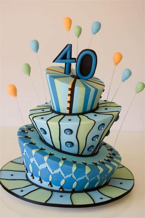 40th birthday cake ideas walah walah