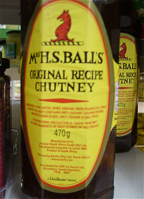Mrs. Ball's Chutney   Recipes Wiki   Fandom powered by Wikia