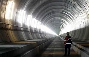 Underground success: inside the world's longest tunnel