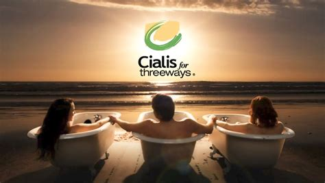 cialis needs a new ad caign