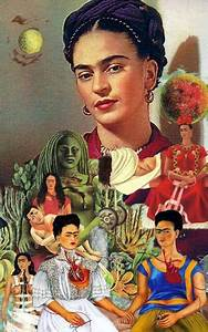 Frida Kahlo Kunstwerk : frida kahlo frida kahlo pinterest k nstler kunst und grafik kunst ~ Markanthonyermac.com Haus und Dekorationen