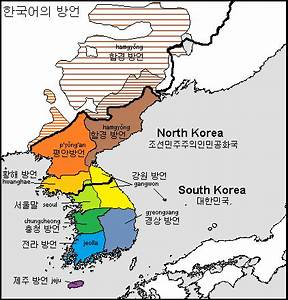 Korean dialects - Wikipedia