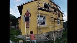 Fassade Streichen Ideen : the beauty of time facade paint fassade streichen youtube ~ Markanthonyermac.com Haus und Dekorationen