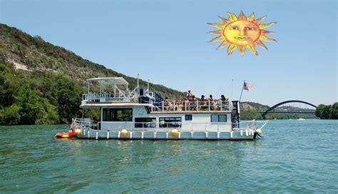 Lake Austin Party Boat by Sunshine Machine Boat Tours Party Boat Lake Austin Texas