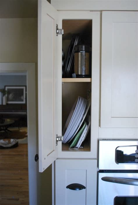 Tall Skinny Kitchen Cabinet by Day 9 Organize Tall And Skinny Kitchen Cabinets