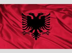 1920x1200 Albania Flag desktop PC and Mac wallpaper