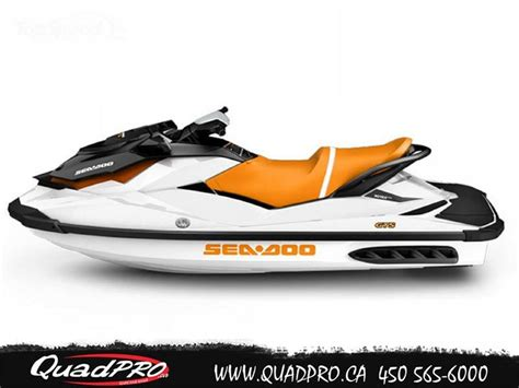 Sea Doo Boat Dealers In Quebec by Bombardier Sea Doo Gti 130 2015 Used Boat For Sale In