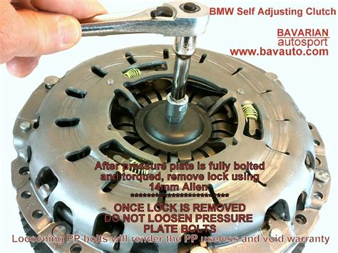 Bmw Self Adjusting Clutch