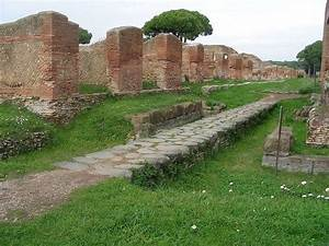 Are there any ancient Roman roads in Italy still in ...