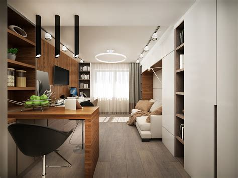 Tiny Apartments : Stylish & Organized Mini Apartments