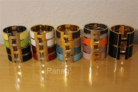 hermes h clic clac family fashion accessories colors clubhouses and bracelets