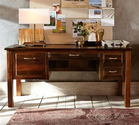 pottery barn home office furniture sale 30 desks chairs bookcases and more