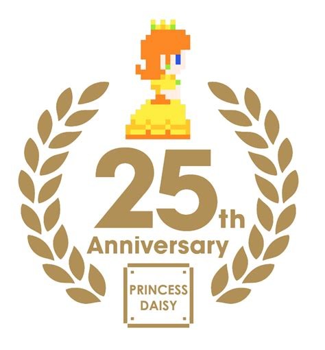 Princess Daisy 25th Anniversary By Zefrenchm On Deviantart
