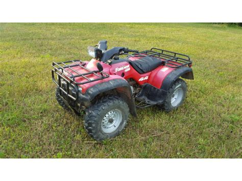 1995 Honda Foreman For Sale In Fredericton New Brunswick