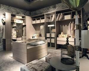 Begehbarer Kleiderschrank Offen : design ankleidezimmer kundengerecht idfdesign ~ Markanthonyermac.com Haus und Dekorationen