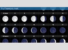 Lunar Calendar November 2017 Moon Phases