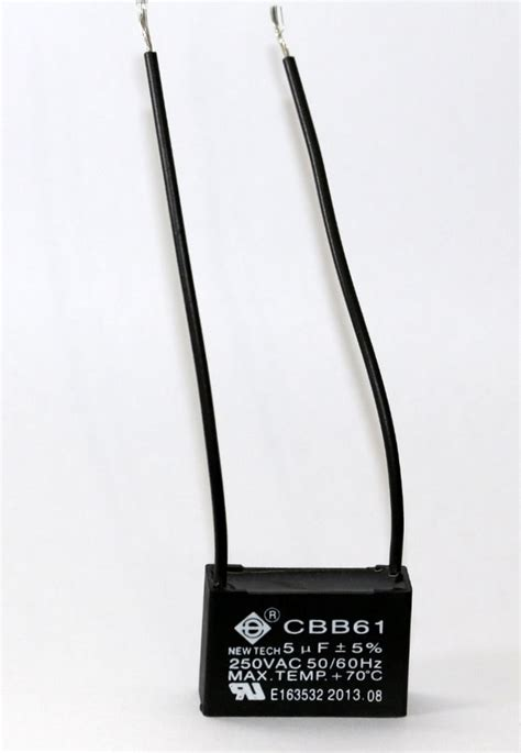 ceiling fan capacitor cbb61 5uf 250vac ebay