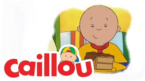 Caillou Goes To The Car Wash (s02e16)