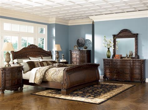 shore sleigh bedroom set sale