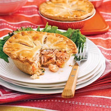 petits p 226 t 233 s au saumon et crevettes nordiques recettes cuisine et nutrition pratico pratique