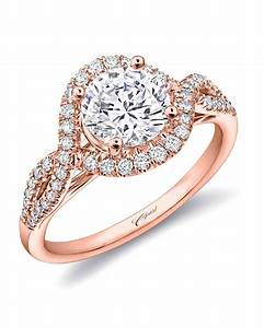Rose Gold Wandfarbe : 41 rose gold engagement rings we love martha stewart weddings ~ Markanthonyermac.com Haus und Dekorationen