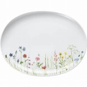 Kahla Elixyr Tafelservice : wildblume platte 28 cm kahla porzellanshop ~ Markanthonyermac.com Haus und Dekorationen
