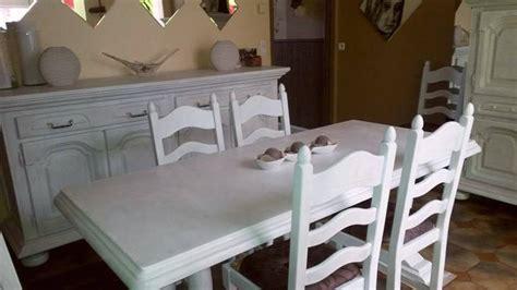 relooking d une salle 224 manger en bois avec de la peinture guide astuces