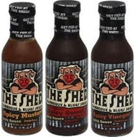 bbq chain restaurant recipes the shed bbq sauces