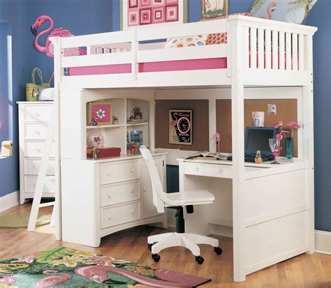 Lea Furniture Getaway Loft Bed