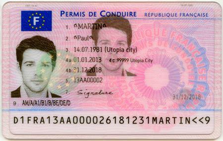nouveau permis de conduire s 233 curis 233 le 16 septembre 2013 l actu du minist 232 re actualit 233 s