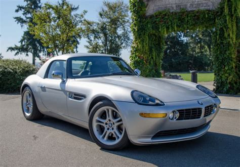 7k-mile 2002 Bmw Z8 For Sale On Bat Auctions