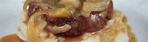 steak v 233 g 233 tal 224 la salisbury dans la cuisine de nathalie