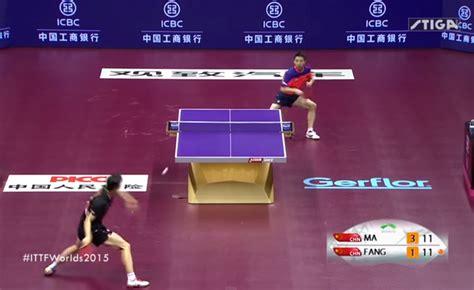 parier sur le tennis de table