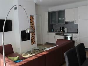 Küche Mit Wohnzimmer : ferienwohnung ostseedomizil la mer 3 raum appartement ostsee firma ostseedomizil la mer ~ Markanthonyermac.com Haus und Dekorationen