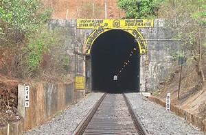 Longest Rail Tunnels In the World - Natuwadi Tunnel
