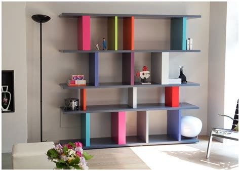 modular colourfull bookshelf tu lis pied furnitures les pieds sur la table