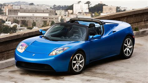 2008 Tesla Roadster Wallpapers & Hd Images Wsupercars