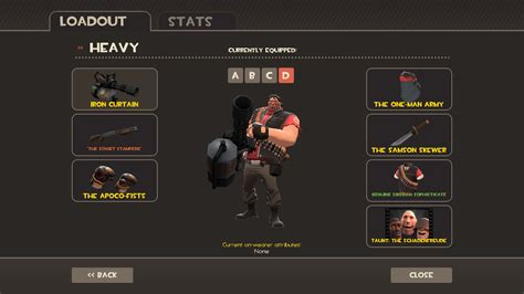 100 tf2 iron curtain skins workshop honcho set heavy duty rag replacement team fortress 2