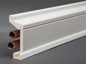 Fußleisten Weiß Holz : massivholz mdf wei lackiert 115x59 mm rohrabdeckleiste oberkante profiliert fu leisten welt ~ Markanthonyermac.com Haus und Dekorationen