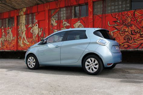 renault zoe auto55 be tests