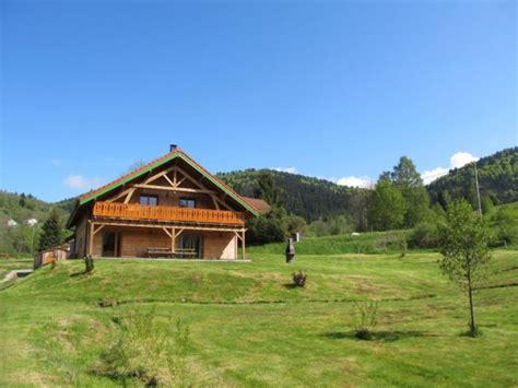 location chalet de luxe quot heidi quot chalet bois grand standing avec sauna ventron 10447