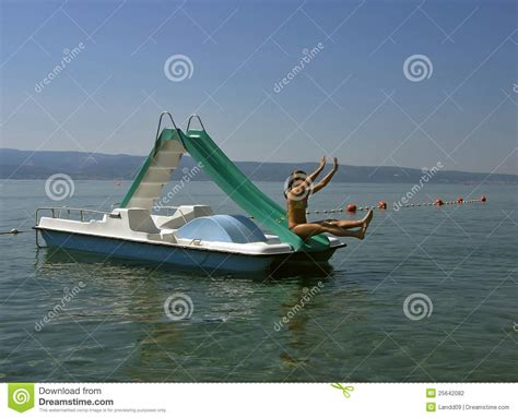Pedal Boat Ocean by Plung In Sea Pedal Boat Stock Photography Image 25642082