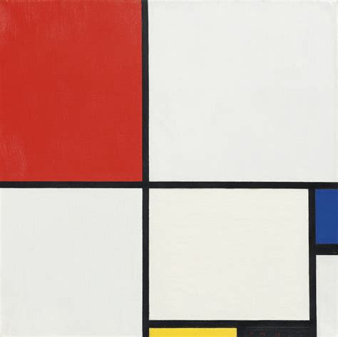 Piet Mondrian by Mondrian Sells For 50 6 M A New Record At Christie S